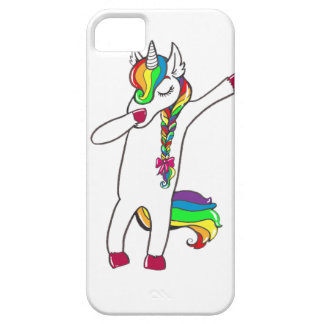 Dab Einhorn Barely There iPhone 5 Hülle
