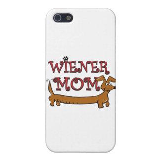 Dackel-Mamma Oktoberfest iPhone 5 Hülle