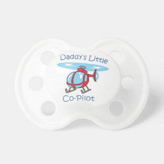 Daddys Kopilot Baby Schnuller