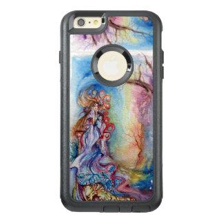 DAME OF LAKE/Magie-und Geheimnis-rosa blaue OtterBox iPhone 6/6s Plus Hülle