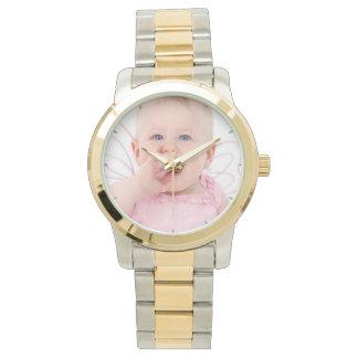 Damen FOTO Armbanduhr