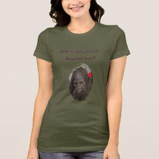 Damen-grundlegender T - Shirt