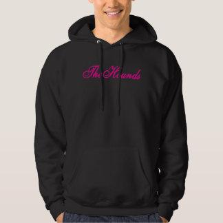 Damen-Jagdhund-Sweatshirt Hoodie