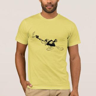 DÄMLICHE DUCK™ Feiertags-Kerze T-Shirt