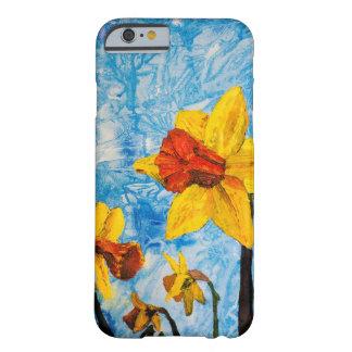 Dämliches Daffs des Frühlings-Telefon-Kastens Barely There iPhone 6 Hülle