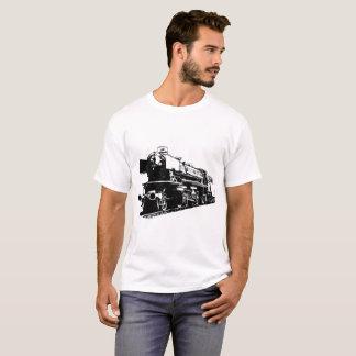 Dampf-Lokomotive - hochauflösend T-Shirt