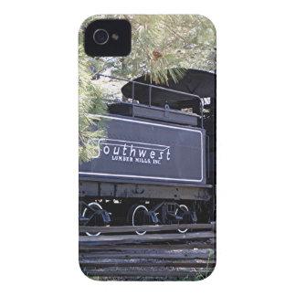 Dämpfen Sie Zug-Motor, Fahnenmast, Arizona, USA iPhone 4 Hülle