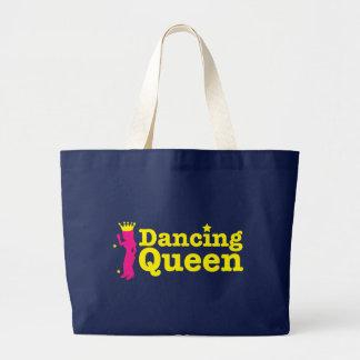 Dancing Queen Jumbo Stoffbeutel