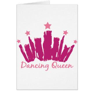 Dancing Queen Karte