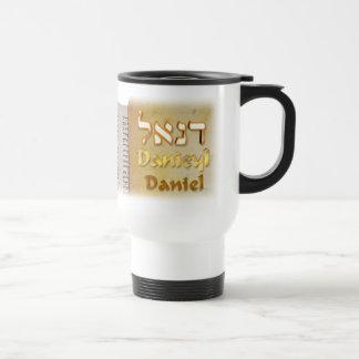 Daniel auf Hebräer Reisebecher