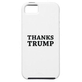 Dank-Trumpf iPhone 5 Schutzhülle