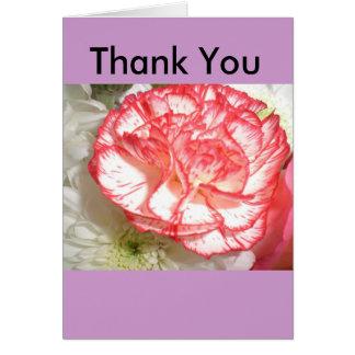 Danke Blume Grußkarte