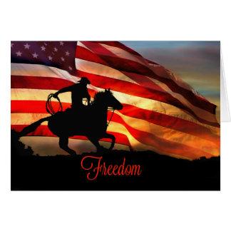 Danke für Ihre Karte des Service-Veterans Tages