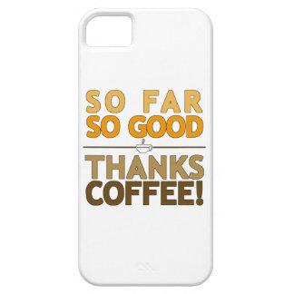 Danke Kaffee Barely There iPhone 5 Hülle