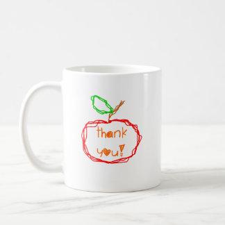 Danke Lehrer-Tasse Tasse