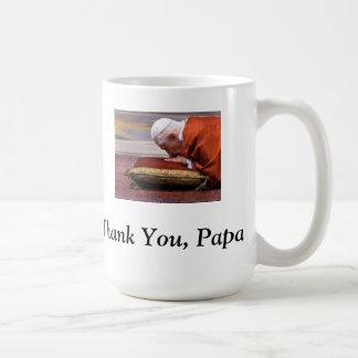 Danke, Papa! - Papst Benedikt XVI. Tasse