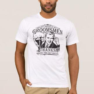 Danke Trauzeugen T-Shirt