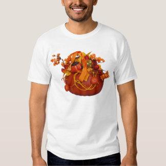 Danksagungs-Fall-Shirt Hemd