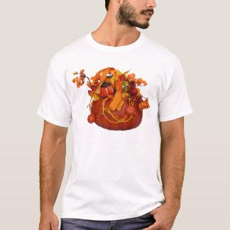 Danksagungs-Fall-Shirt T-Shirt