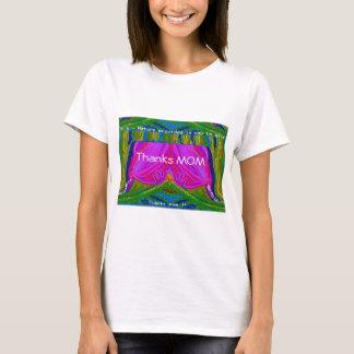 Dankt MAMMA - Geschenk, das Sie erhalten, zu T-Shirt