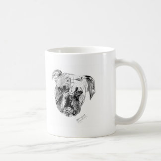 Dano die Boxer-HundeTasse Tasse