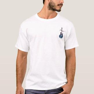 Dargestellte AAA-Flammenspitze T-Shirt