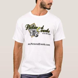Dargestellter Ereignis-T - Shirt