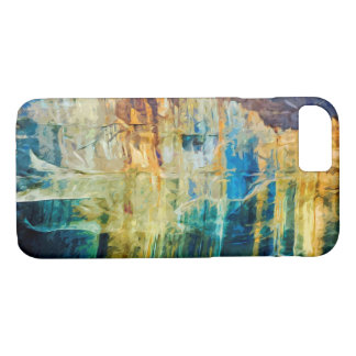 Dargestellter Felsen-Staatsangehöriger Lakeshore iPhone 7 Hülle