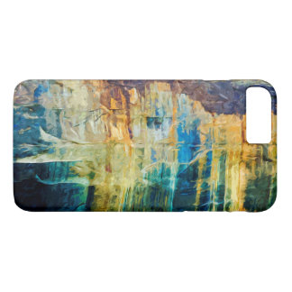 Dargestellter Felsen-Staatsangehöriger Lakeshore iPhone 7 Plus Hülle