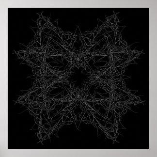 dark metal 1 poster