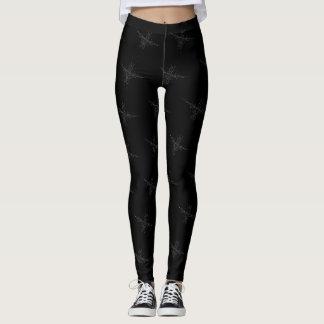 dark saxso leggings