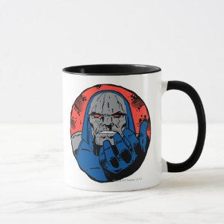 Darkseid Hauptschuß 2 Tasse