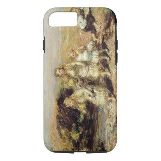 Das Abenteuer, 1883 (Öl auf Leinwand) iPhone 8/7 Hülle