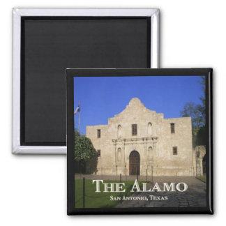 Das Alamo, San Antonio, Texas Quadratischer Magnet