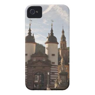 Das Alte Brucke in der alten Stadt, Heidelberg, iPhone 4 Case-Mate Hülle