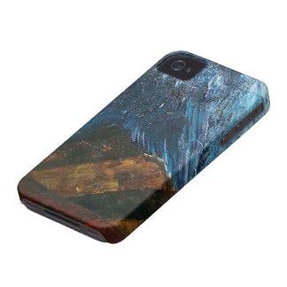 Das alte Scheunen-Holz iPhone 4 Etuis