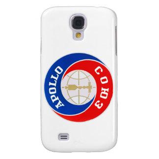 Das apollo--Soyuzauftrag-Logo Galaxy S4 Hülle