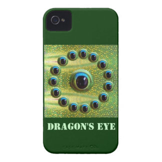 Das Auge des glücklichen chinesischen Drachen - Case-Mate iPhone 4 Hülle