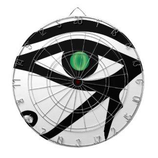 Das Auge von Ra Dartscheibe