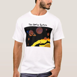 , das Ball'er System T-Shirt