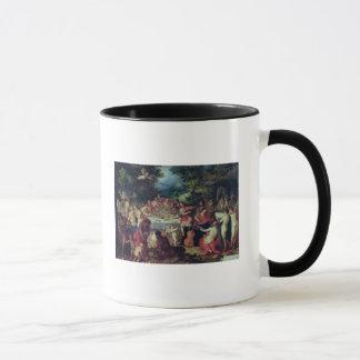 Das Bankett der Götter Tasse