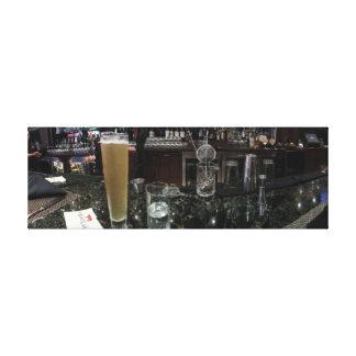 Das Bar Leinwanddruck