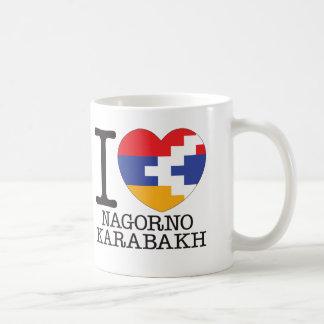 Das Bergkarabach-Liebe v2 Tasse