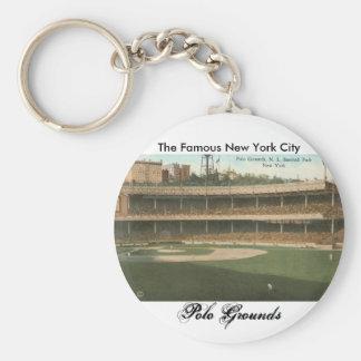 Das berühmte Polo erdet Baseball-Park, New York Schlüsselanhänger