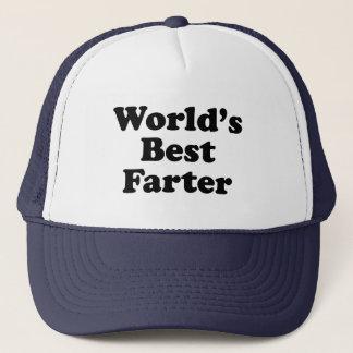 Das beste Farter der Welt Truckerkappe