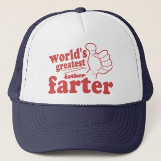 Das bestste Farter der Welt Truckerkappe