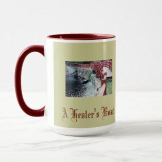 Das Boot eines Heilers Tasse