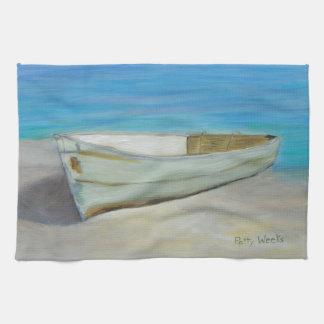 Das Boots-Geschirrtuch Handtuch