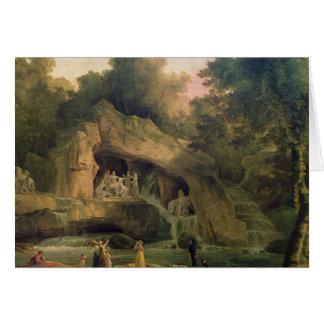Das Bosquet DES Bains d'Apollo Karte