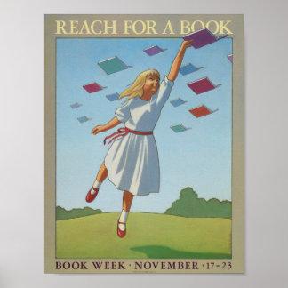 Das Buch-Wochen-Plakat 1986 Kinder Poster